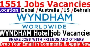 jobs at Wyndham hotel