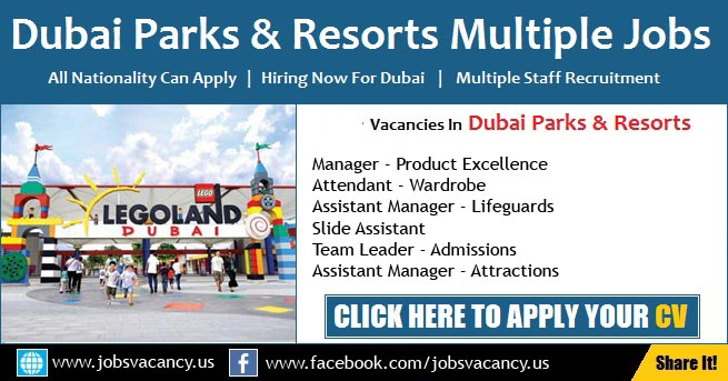 Dubai Parks and Resorts Career
