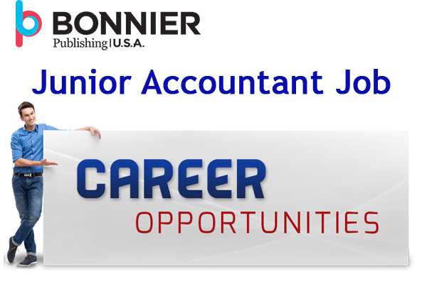 Junior Accountant Jobs
