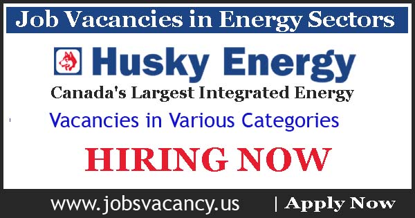 husky energy careers