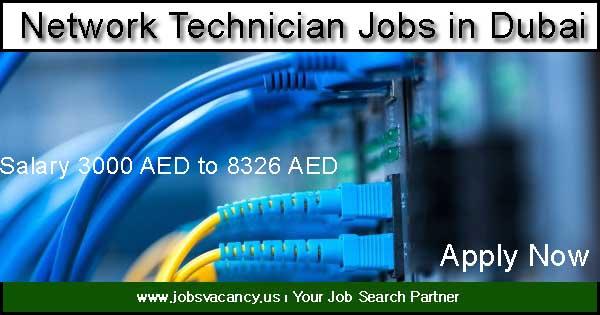 Network technician jobs