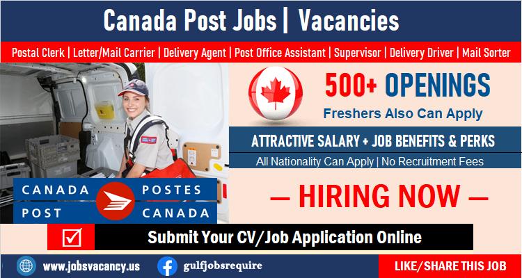 Canada Post Jobs