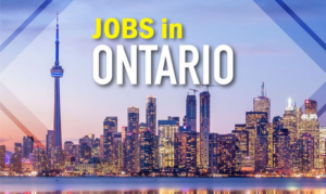 Job Offer in Canada for Foreigners